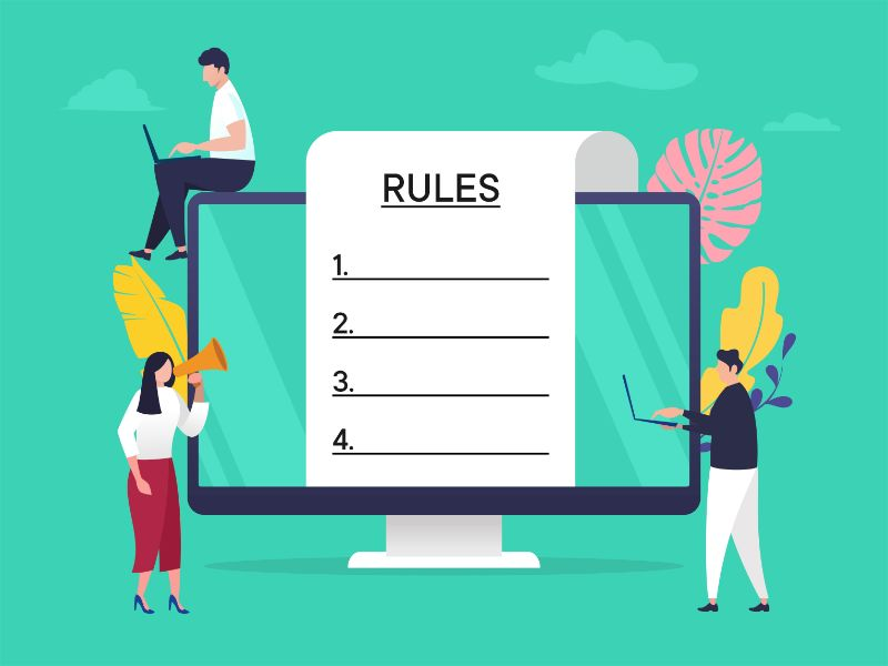 Business Grants Rules