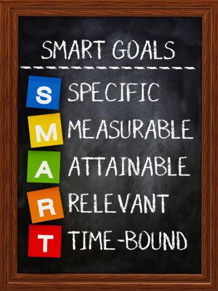 SMART Goals Illustration