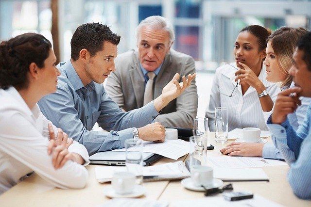brainstorm business meeting