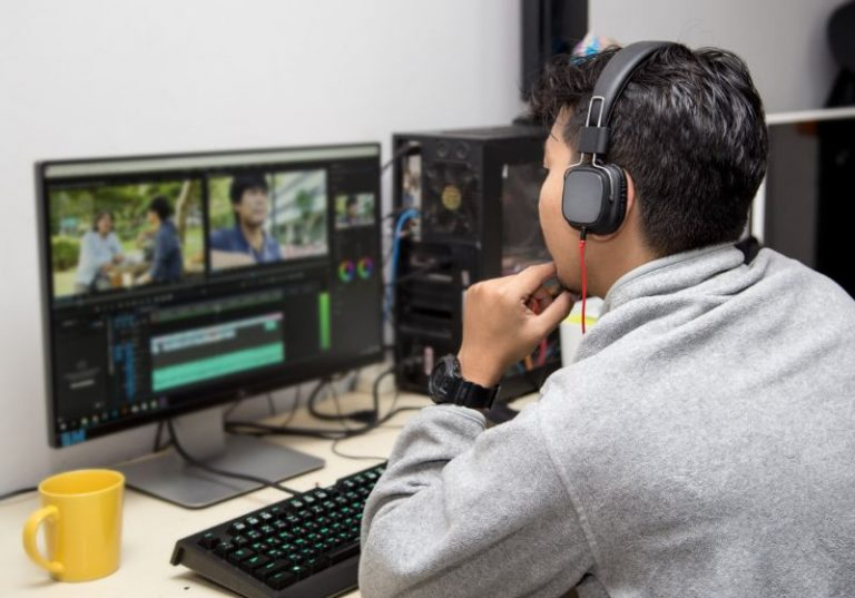 hiring video editor