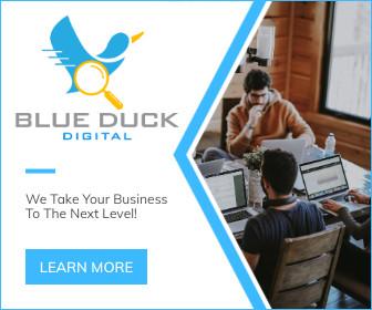 Blue Duck Digi Banner