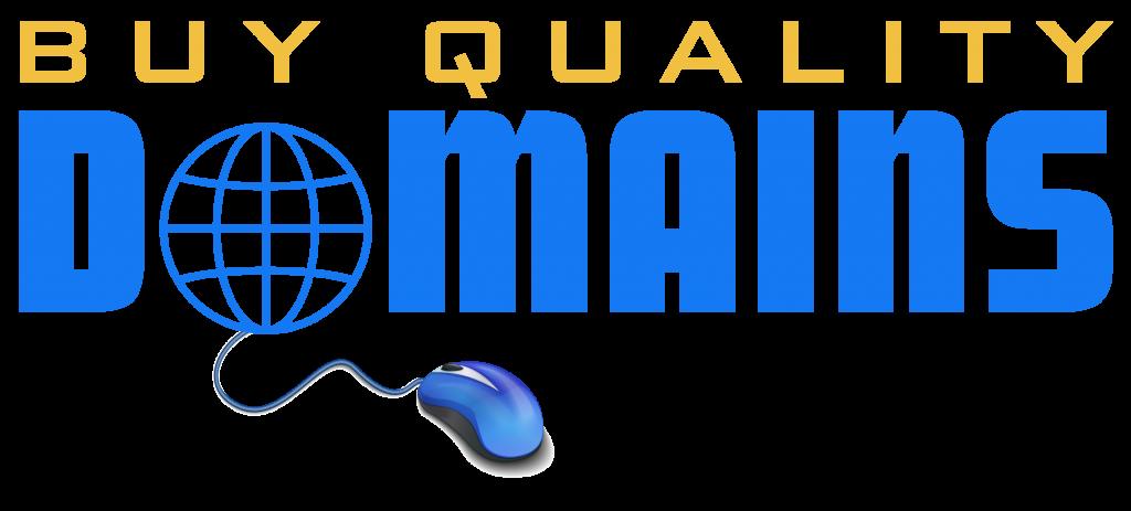 Buy Quality Domains Logo