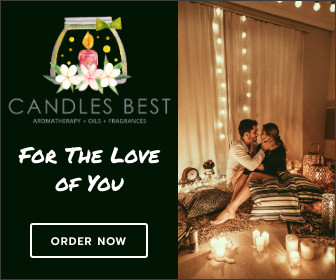 Candles Best Banner