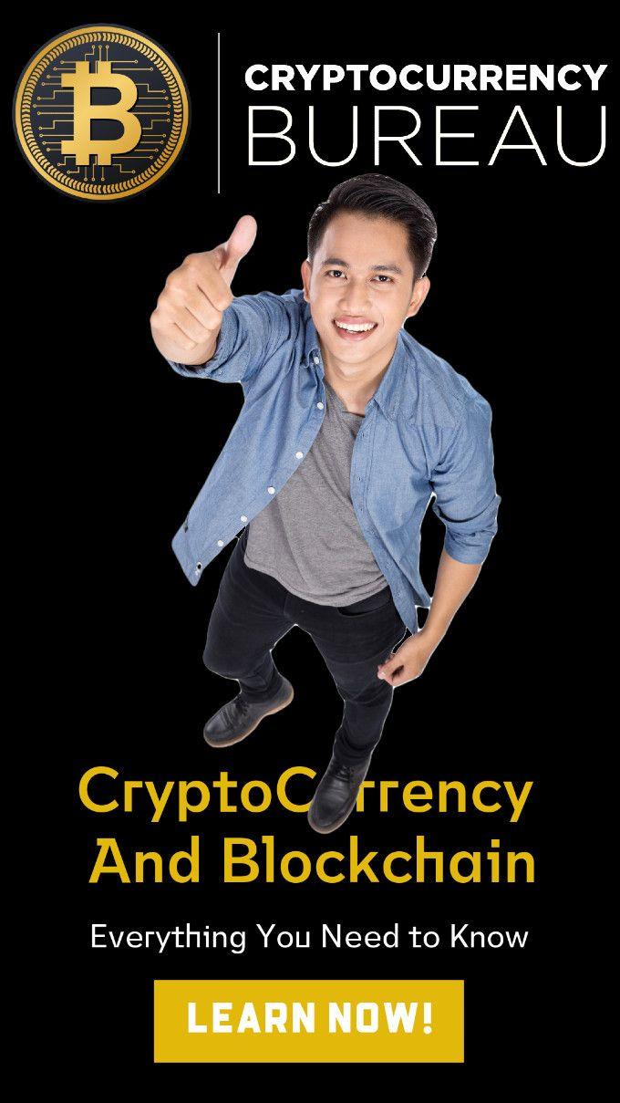 CryptoCurrency Bureau Banner