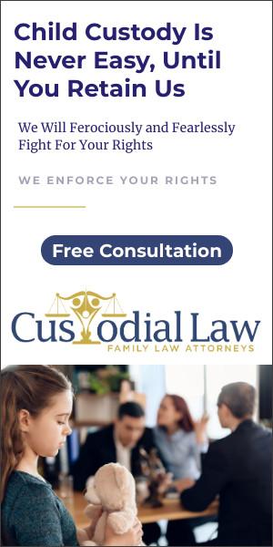 Custodial Law Banner