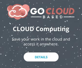 Go Cloud Based Banner