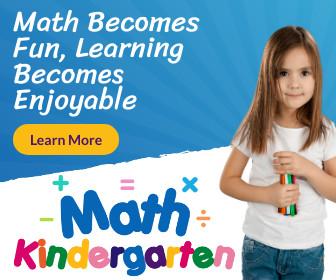 Math Learning Banner