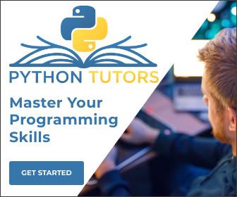 Python Tutors Banners