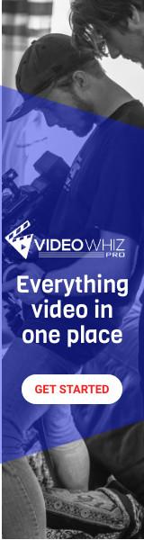 Video Whiz Vertical Banner