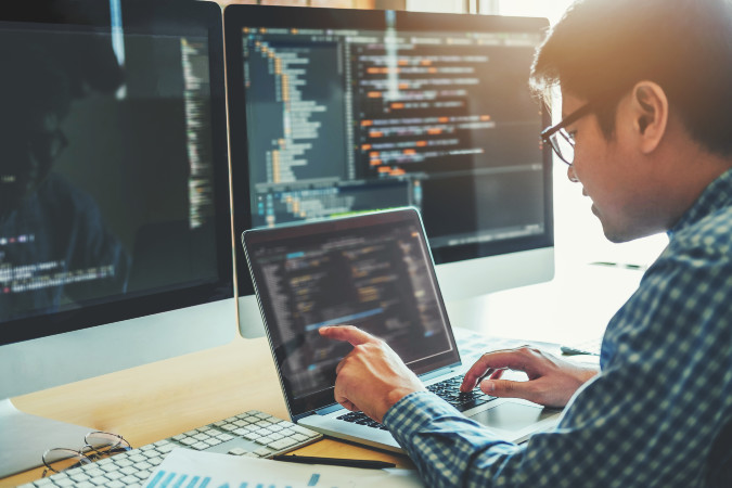 Website Designer Coding